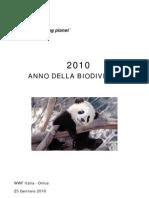 Dossier WWF 2010