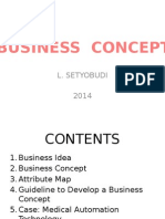 # 9 Business Concept Fkpd 2014