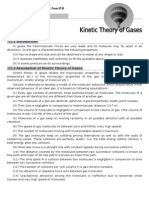 01-Kinetic Theory of Gases-(Theory)