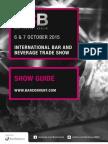 Bar Convent Berlin 2015 Show Guide