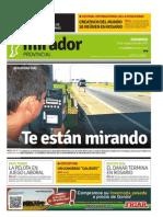 Edición impresa del domingo 20 de septiembre de 2015