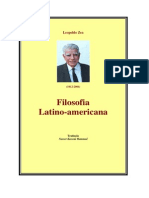 Leopoldo Zea Fil Lat Americana