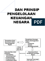 10 - Asas Dan Prinsip Pengelolaan Keuangan Negara
