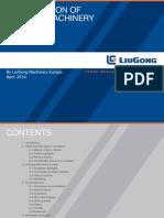 CorporCorporate Presentation Liugong Machinery Europe 2014ate Presentation Liugong Machinery Europe 2014