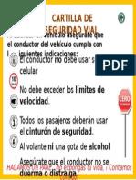 Cartilla Seguridad Vial Esermin