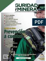 Seguridad Minera - Edición 122