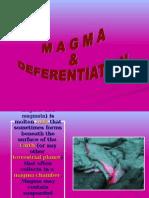 Magma Deferentiation