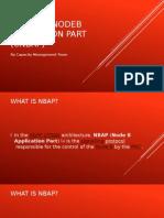 Common NodeB Application Part (CNBAP)