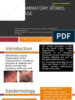 Inflammatory Bowel Disease1