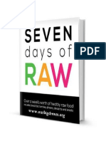 7 Days of Raw - Pinder, Jillian