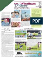 Pelham~Windham News 10-2-2015
