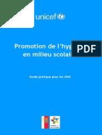 Guide Pratique d'Hygiène Scolaire - UNICEF-Mali 10.12.12