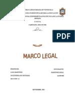 Marco Legal primeros / artículos del código civil venezolano