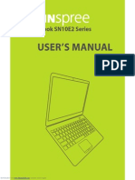 User Guide HannsBook SN10E2 Series
