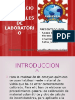 Metodos de Calibracion de Materiales de Laboratorio