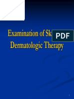 Lecture 1 - Exam of Skin-Derm Therapy FINAL MEDPEDS