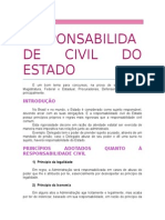 11. Responsabilidade Civil Do Estado