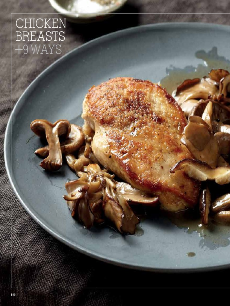 Chicken Breasts, 9 Ways, from Mark Bittman's Kitchen ...