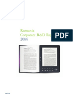 Ro Md Research Development Romania 2014