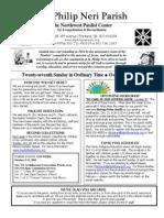 Bulletin Oct 4