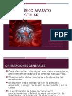 Examen Cardiovascular Mariana
