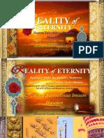 The Reality of Eternity-Kaukab Noorani Okarvi
