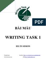 Writting Task 1