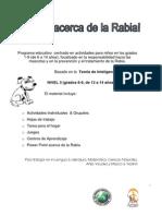 Todo Acerca de La Rabia Nivel 3.PDF Sesion Educativa