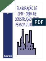 Elaboração de GFIP Na Construção Civil