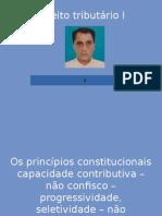 Princpios Constitucionais Tributrios SlideShare
