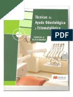 Cuadernillo de Actividades.técnicas de Ayuda Odontológica y Estomatológica Macmillan