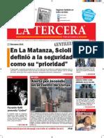 Diario La Tercera 01.10.2015