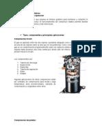 Compresores rotativos