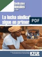 Cuarta Edicion Revista Derechos Sindicales Internacionales DSI