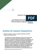 Introdução à Análise de Impacto Regulatório