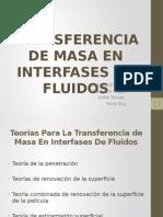 TRANSFERENCIA DE MASA EN INTERFASES DE FLUIDOS-Fenomenos.pptx