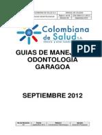 GUIAS DE MANEJO ODONTOLOGIA GARAGOA.pdf
