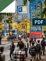 Ryerson Student Handbook 2015-2016