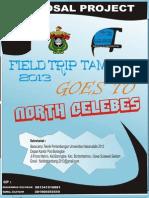 Proposal Fieldtrip 2013