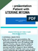 Myoma Final Power Point