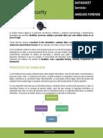 Datasheet_Analsis_Forense