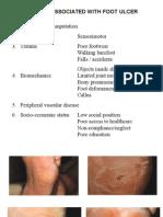 Diabetic Foot/ foot ulcer