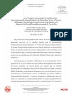 ponencia dr  roamon torres ante comision especial para transformacion