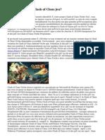 Comment pirater Clash of Clans jeu?