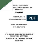 Duquesne University.docx Updated