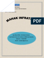 Mahak Infratech