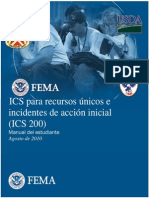 Guia de Recursos Unicos e Incidentes de Accion Inicial