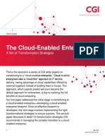 Cloud-Enabled Enterprise Transformation Strategies