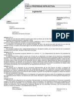 Código de La Propiedad Intelectual Versión Traducida (1)