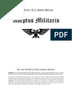 04c Adeptus Militaris Army Book v5 Final